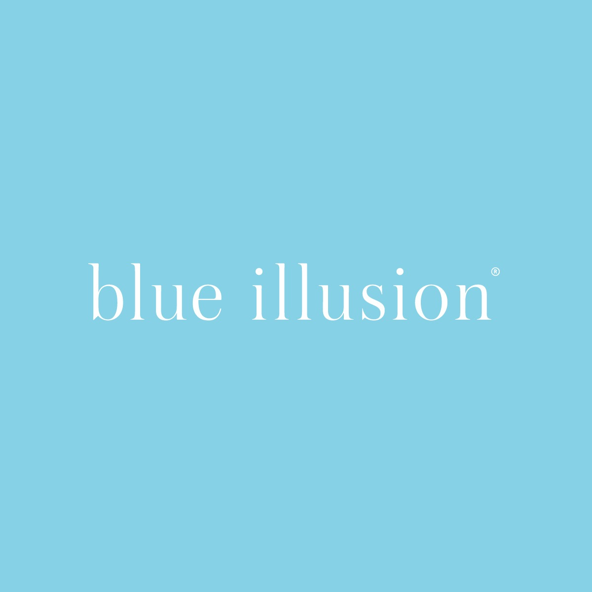 Blue Illusion Logo
