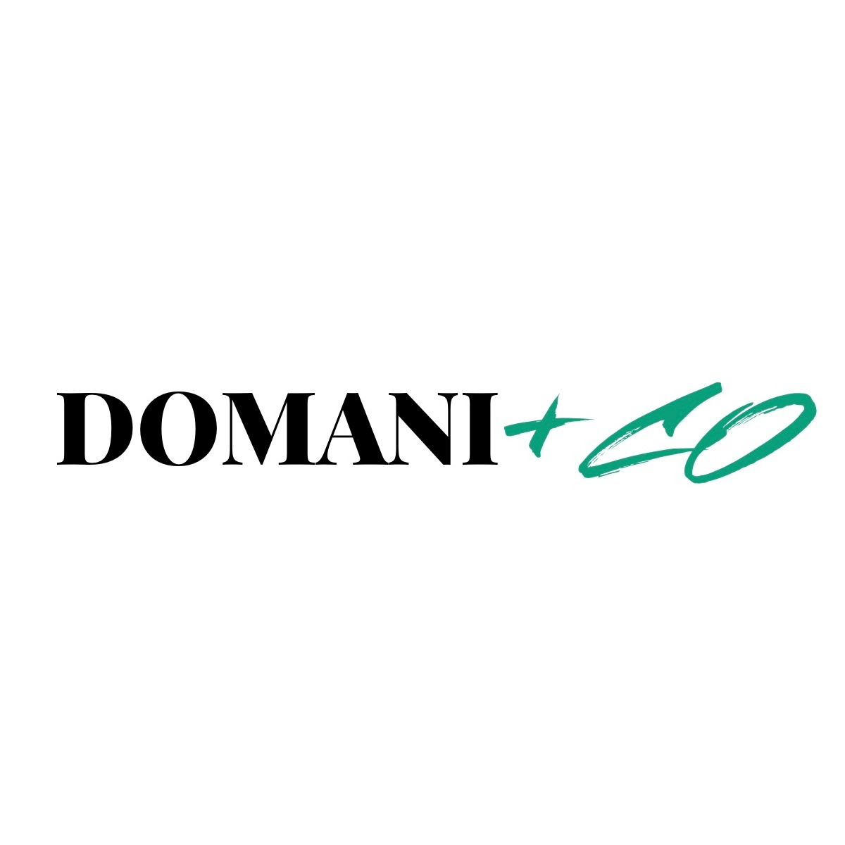 Domani and Co logo 1200 x 1200