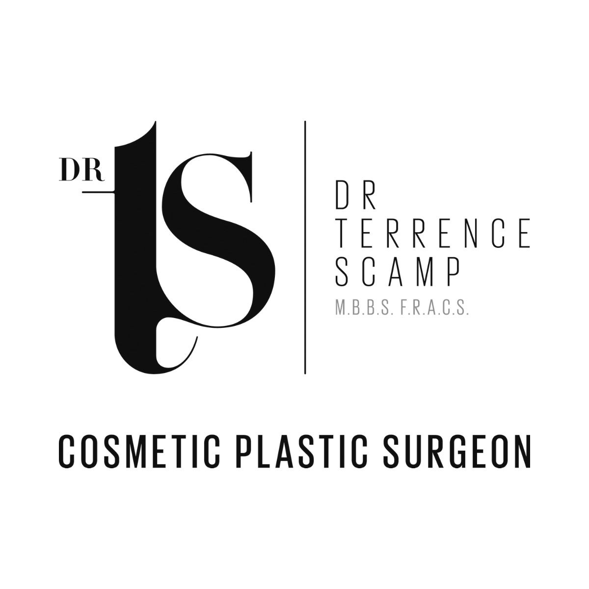 Dr Terrence Scamp logo