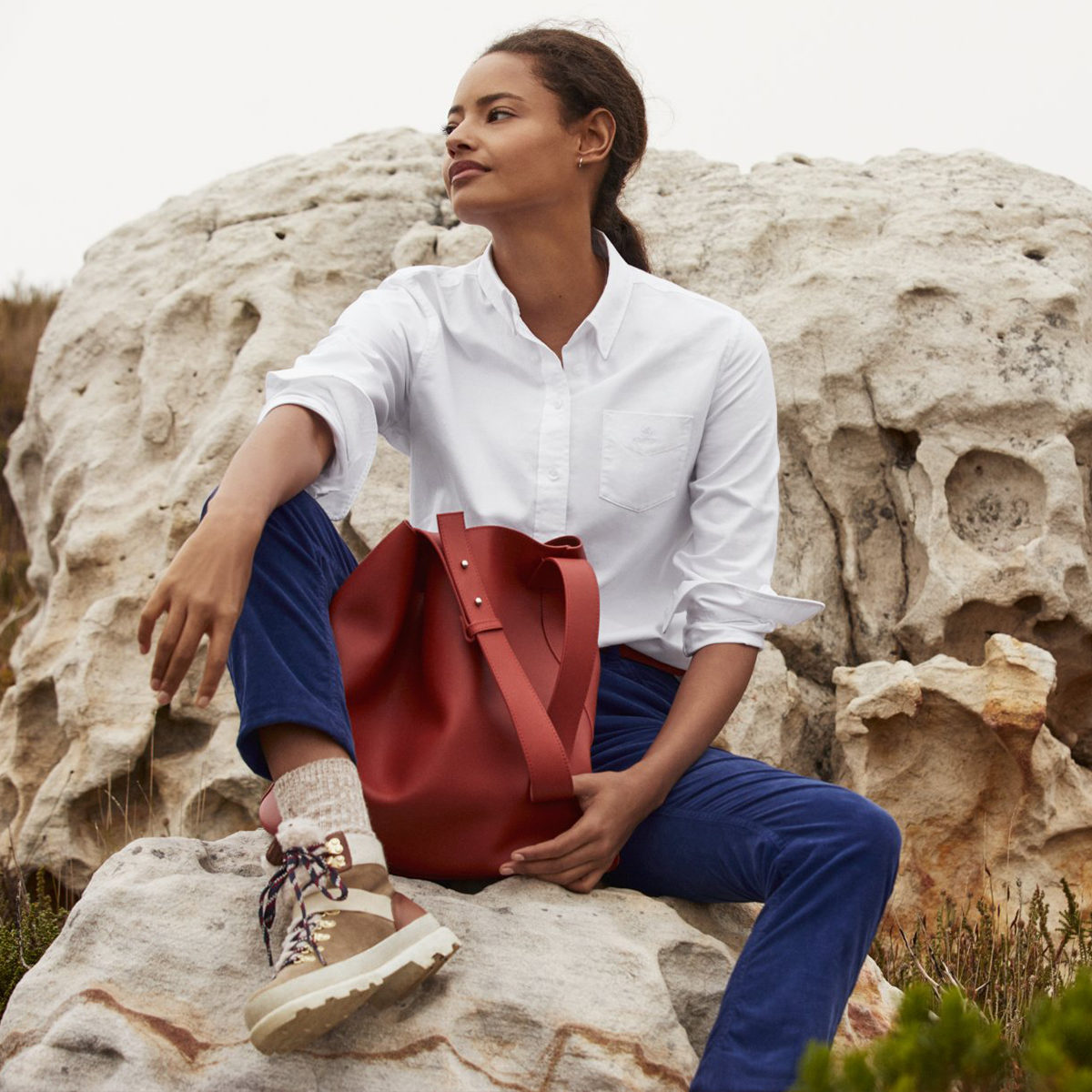 GANT Womens Perfect Oxford 1200x1200px June 2020 Blog