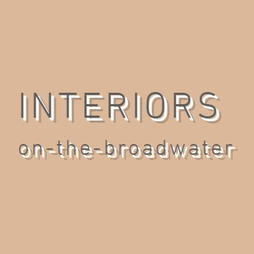 Interiors on the Broadwater logo