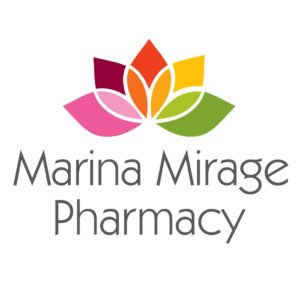 Marina Mirage Pharmacy Logo stacked