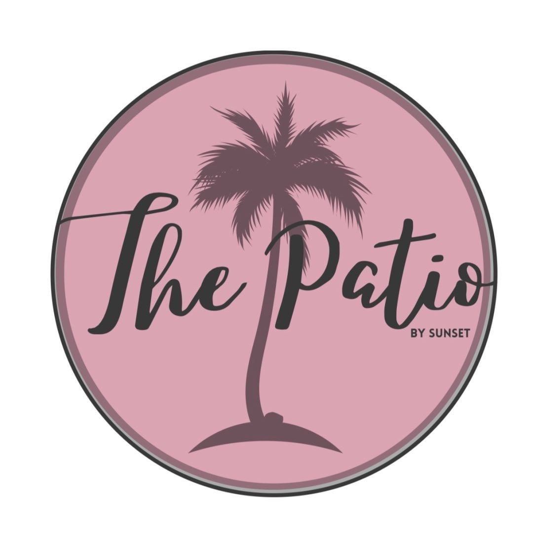 The Patio by Sunset web logo